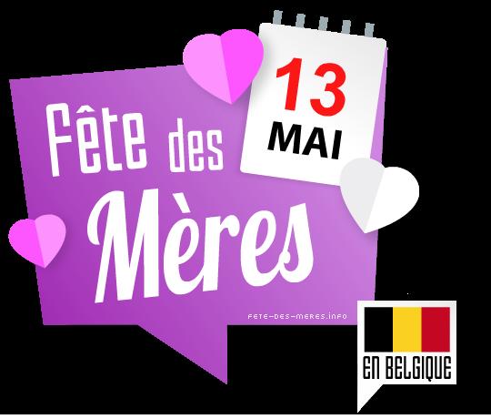 Date de la f te des m res 2018 en belgique - Fete des meres 2017 ...