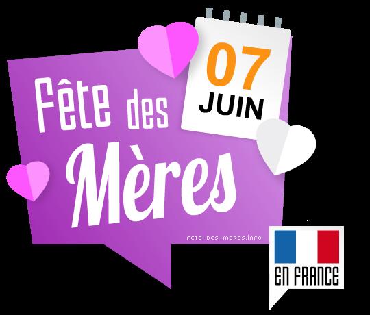 Date de la Fête des Mères 2020 en France