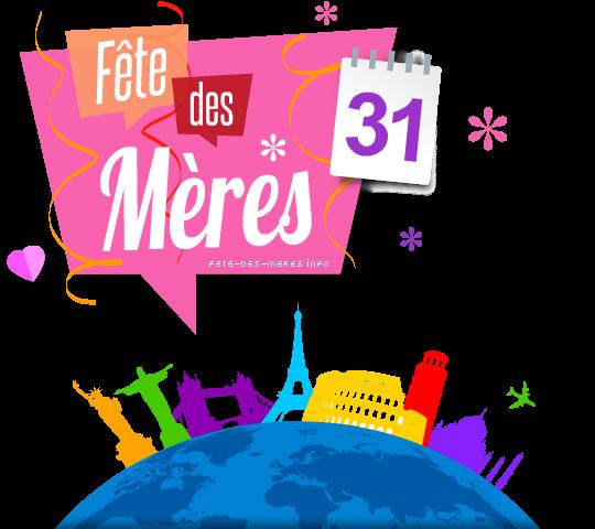 Date De La Fête Des Mères 2019 Dans 120 Pays Différents